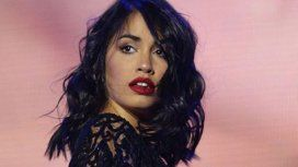 Lali Espósito, telonera del show de Katy Perry