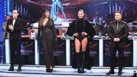 Polino, Moria, Pampita y De Brito, el jurado del Bailando 2017