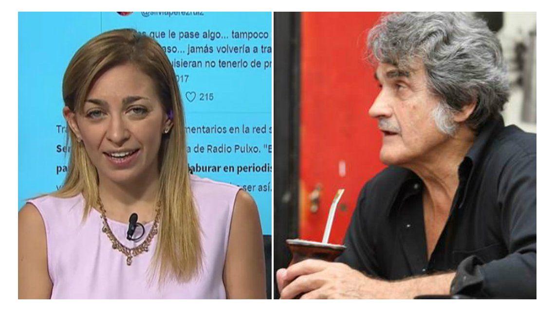 Una periodista acusó a Lito Cruz de haberla acosado: Me manoseó