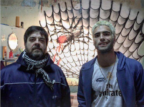 Carlos Portaluppi y Nicolás Furtado<br>
