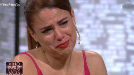 Marina Calabró, muy emocionada al recordar a su papá, Juan Carlos