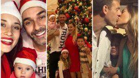 La Navidad de los famosos