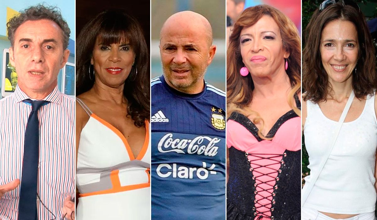 Los famosos que pidieron la renuncia de Sampaoli