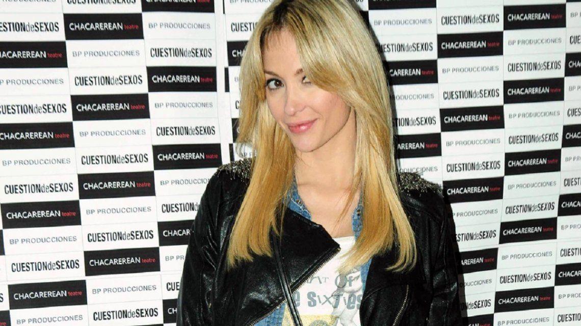 Vanesa Carbone fue acosada en un shopping