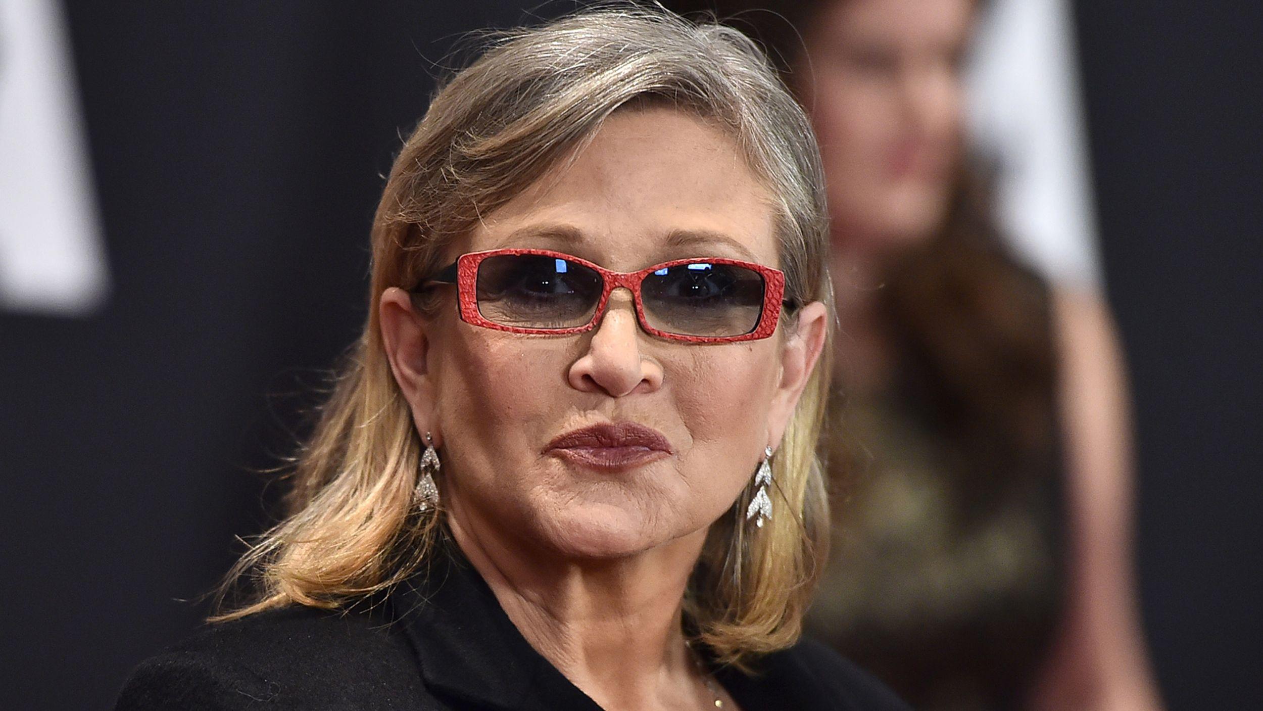 Los homenajes de los fans de Star Wars a un año de la muerte de Carrie Fisher