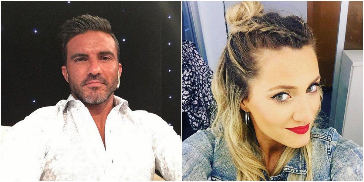 Las primeras fotos de Fabián Cubero y Mica Viciconte juntos