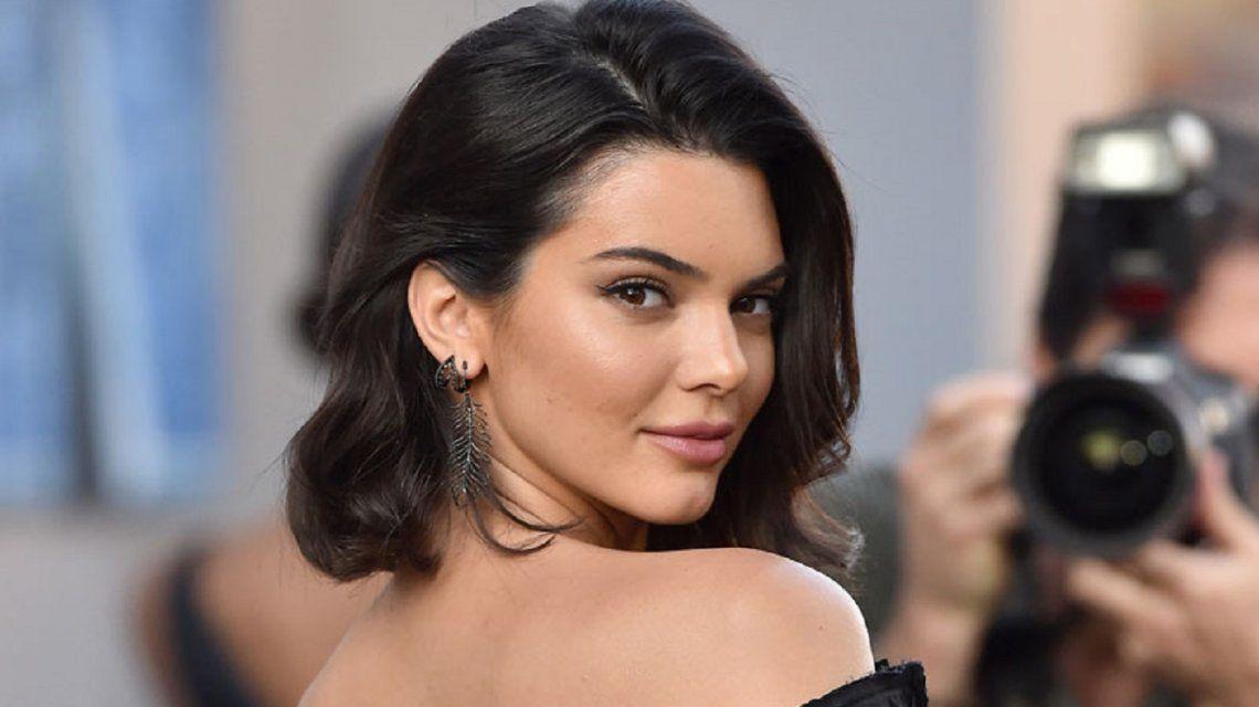 La foto de Kendall Jenner con una leve pancita y su picante comentario