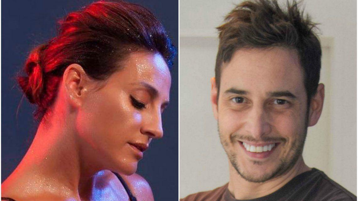 Eleonora Wexler y Rodrigo Lussich