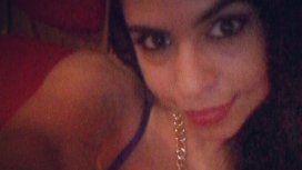 Romina Arias, la policía despedida por ser vedette de Carmen Barbieri