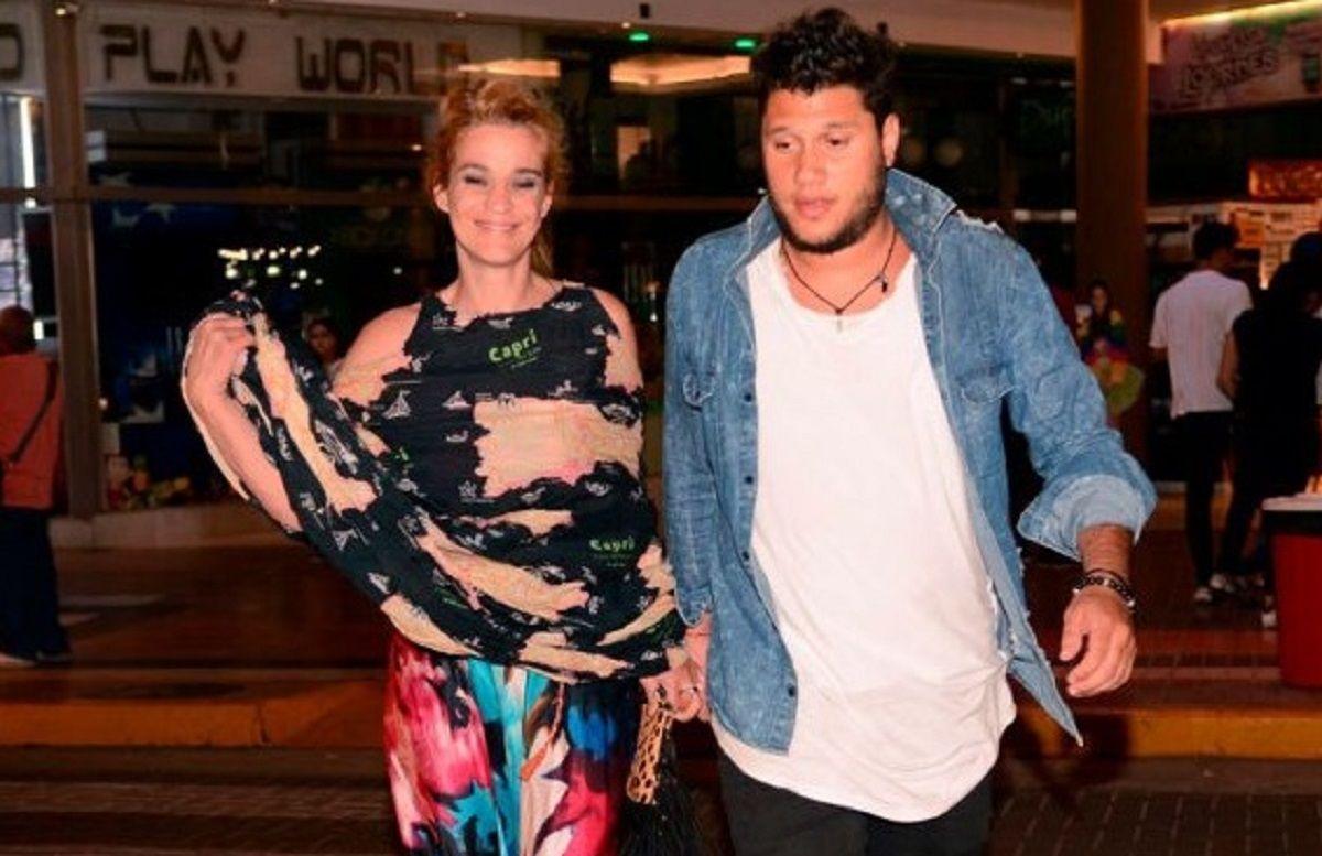 Leticia Brédice, de novia con un joven artista de 28 años