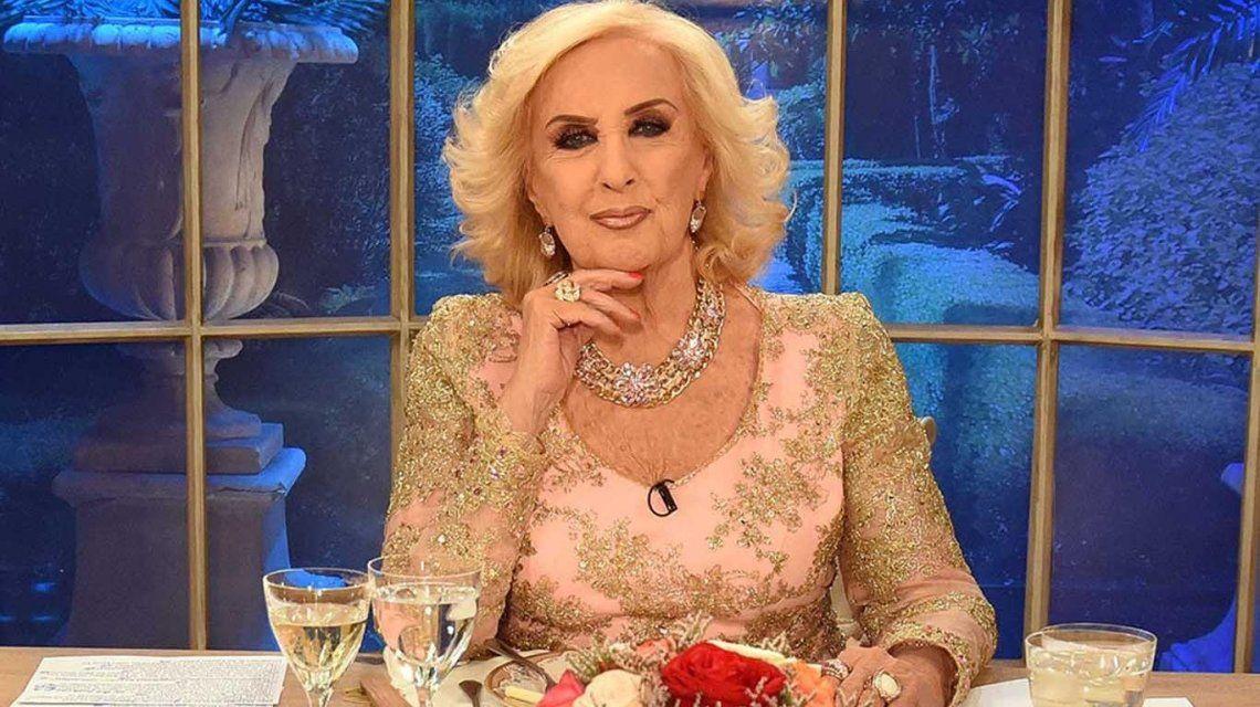 Mirtha vuelve a la televisión el 6 de enero