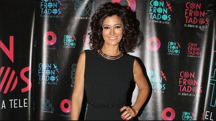 Carla Conte se sumó al apoyo de Muriel Santa Ana