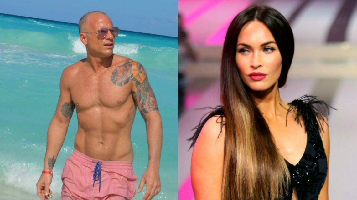 Ale Pucheta se tatuó a Megan Fox
