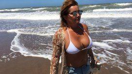 Nancy Pazos, víctima de la inseguridad