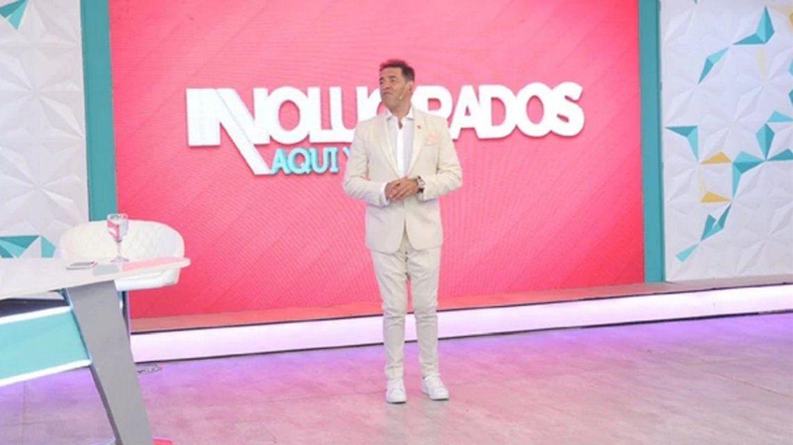 Mariano Iúdica en su programa