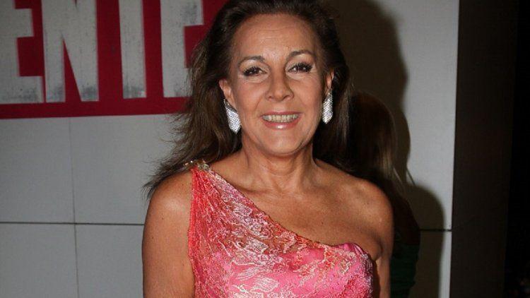 Mónica Gonzaga defendió a Cacho Castaña por su frase por la violación