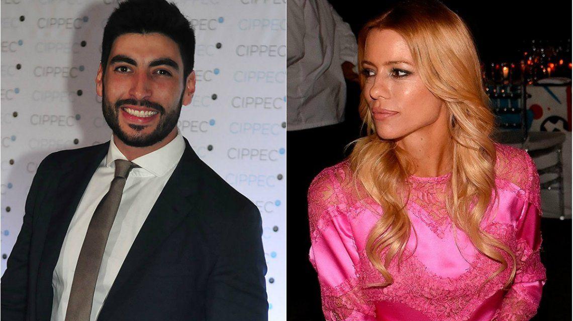 Facundo Moyano confirmó la separación de Nicole Neumann