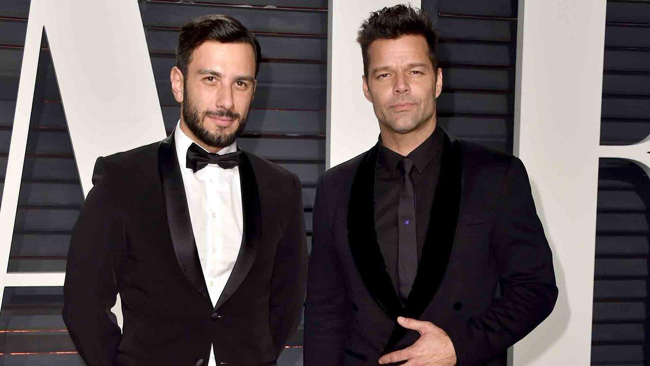 Ricky Martin se casó con Jwan Yosef