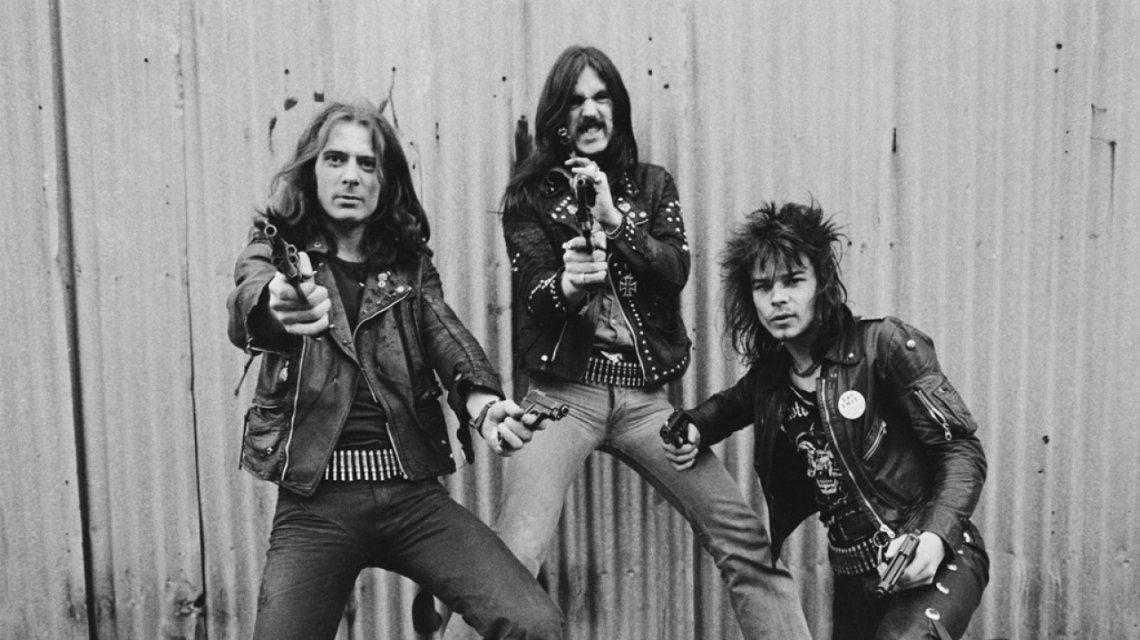Murió el histórico guitarrista de Motörhead quien grabó Ace of Spades