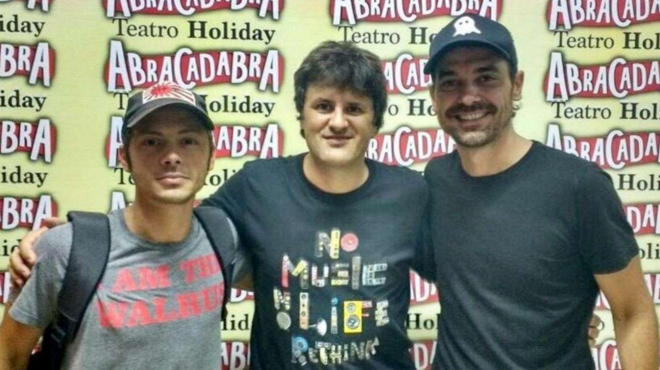 El saludo de Pedro Alfonso a Andrés Ciro por su cumpleaños