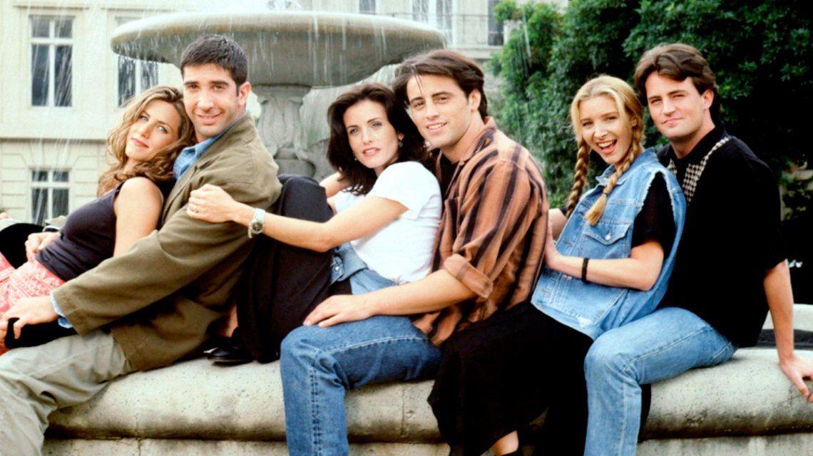 ¿Te acordás de Friends? Estos chicos aparecieron en la serie y hoy son reconocidos actores