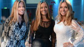 Las Trillizas de Oro, tres diosas en bikini