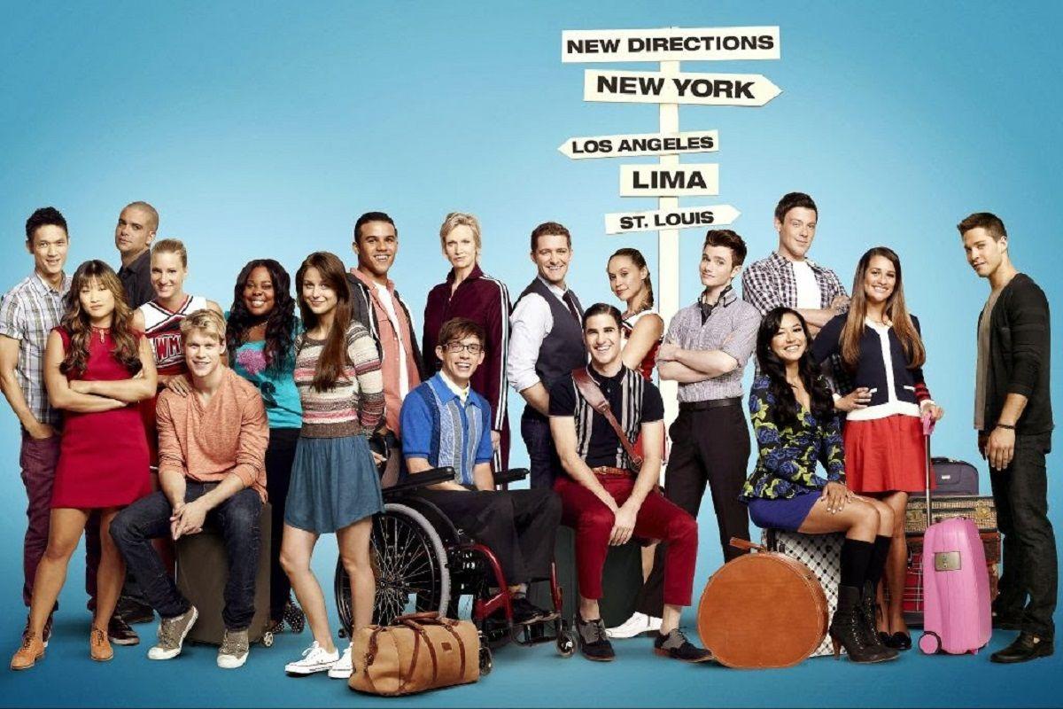 Una actriz de Glee eligió pasar sus vacaciones en Argentina