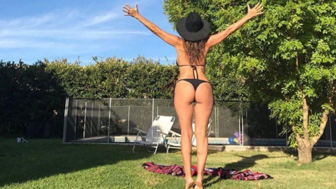 María Fernanda Callejón en bikini - Crédito: Instagramfercallejon