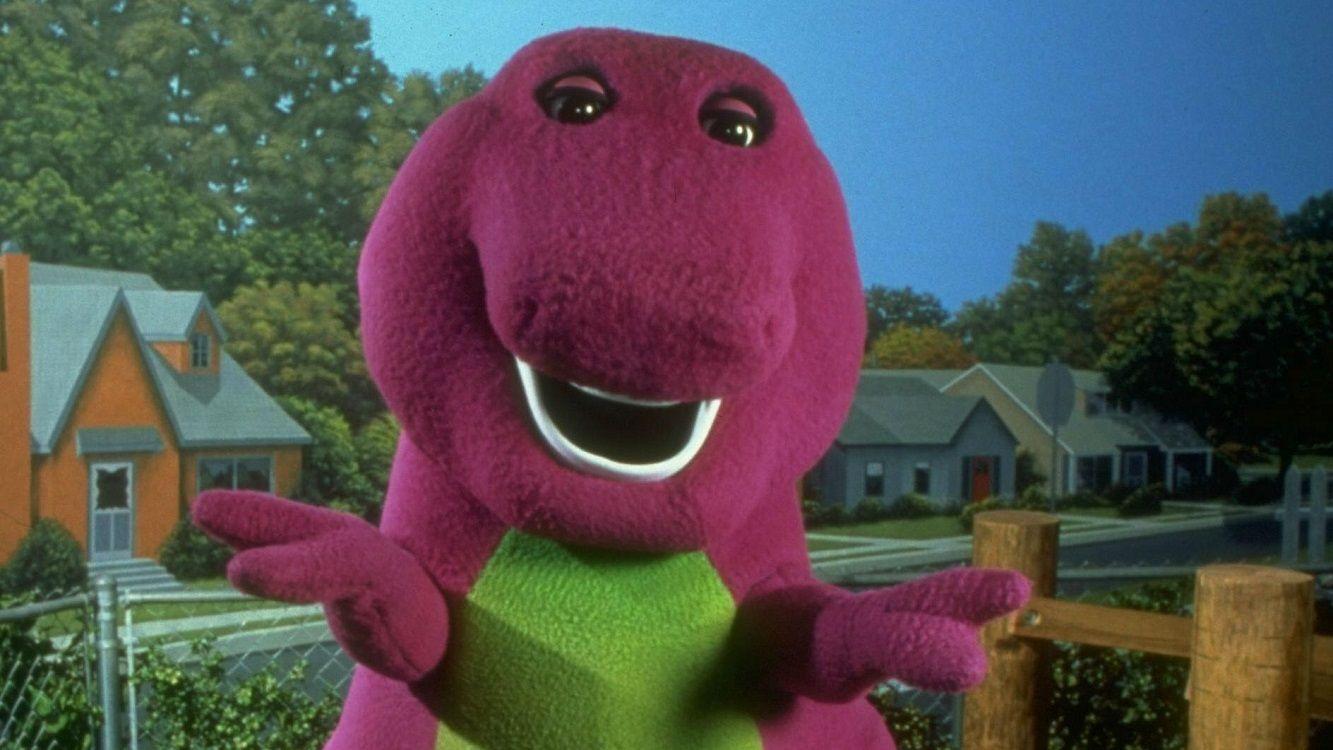Barney ahora se dedica al sexo tántrico