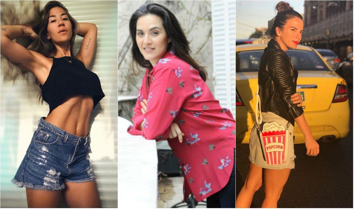 {altText(#SoyFeminista, el hashtag de las redes<br>,#SoyFeminista: las famosas se expresaron tras los dichos de Araceli González)}