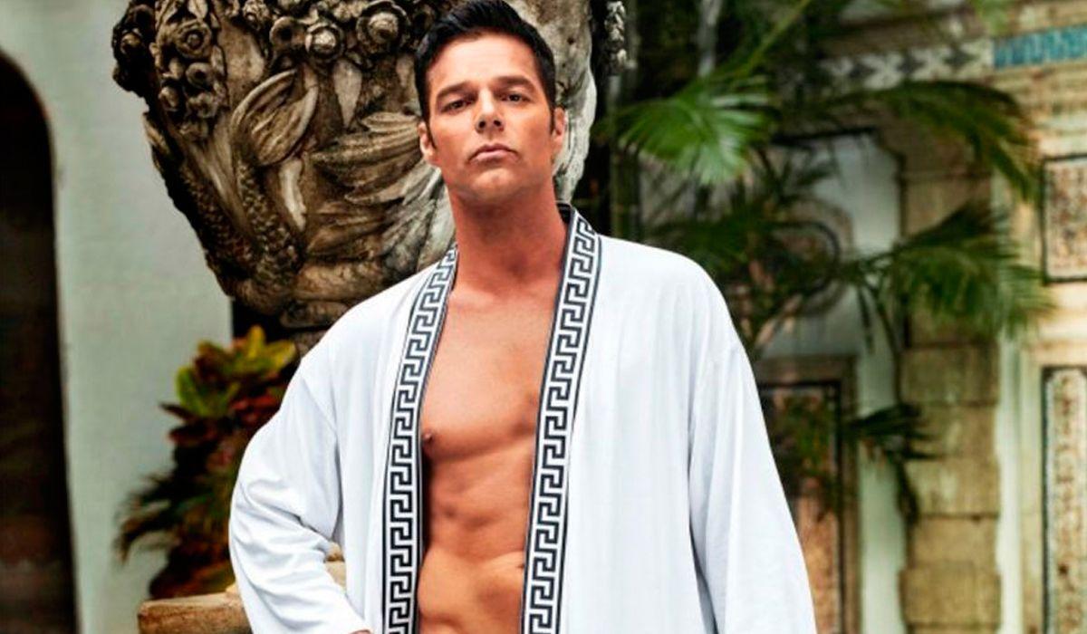 Ricky Martin enAmerican Crime Story: El asesinato de Gianni Versace