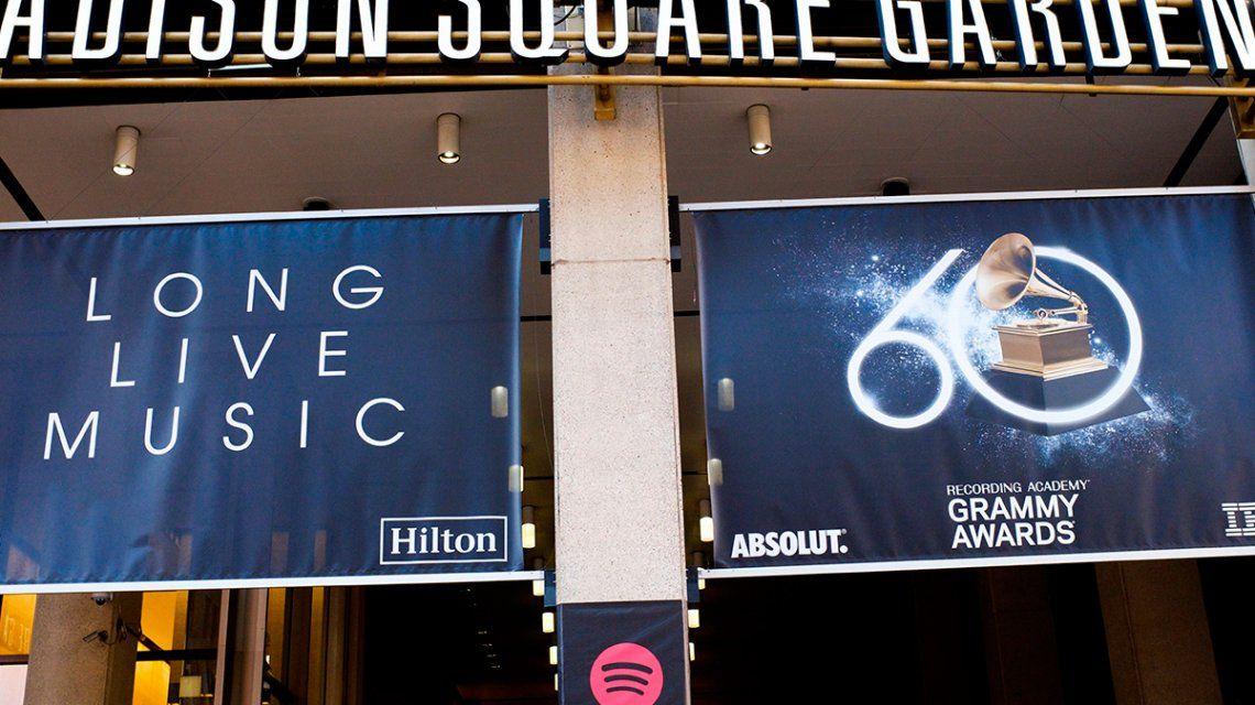Cuáles serán los shows en vivo de la 60ª celebración de los Premios Grammy