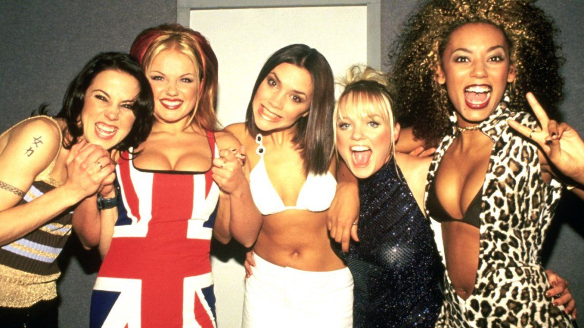 Las Spice Girls se volvieron a juntar
