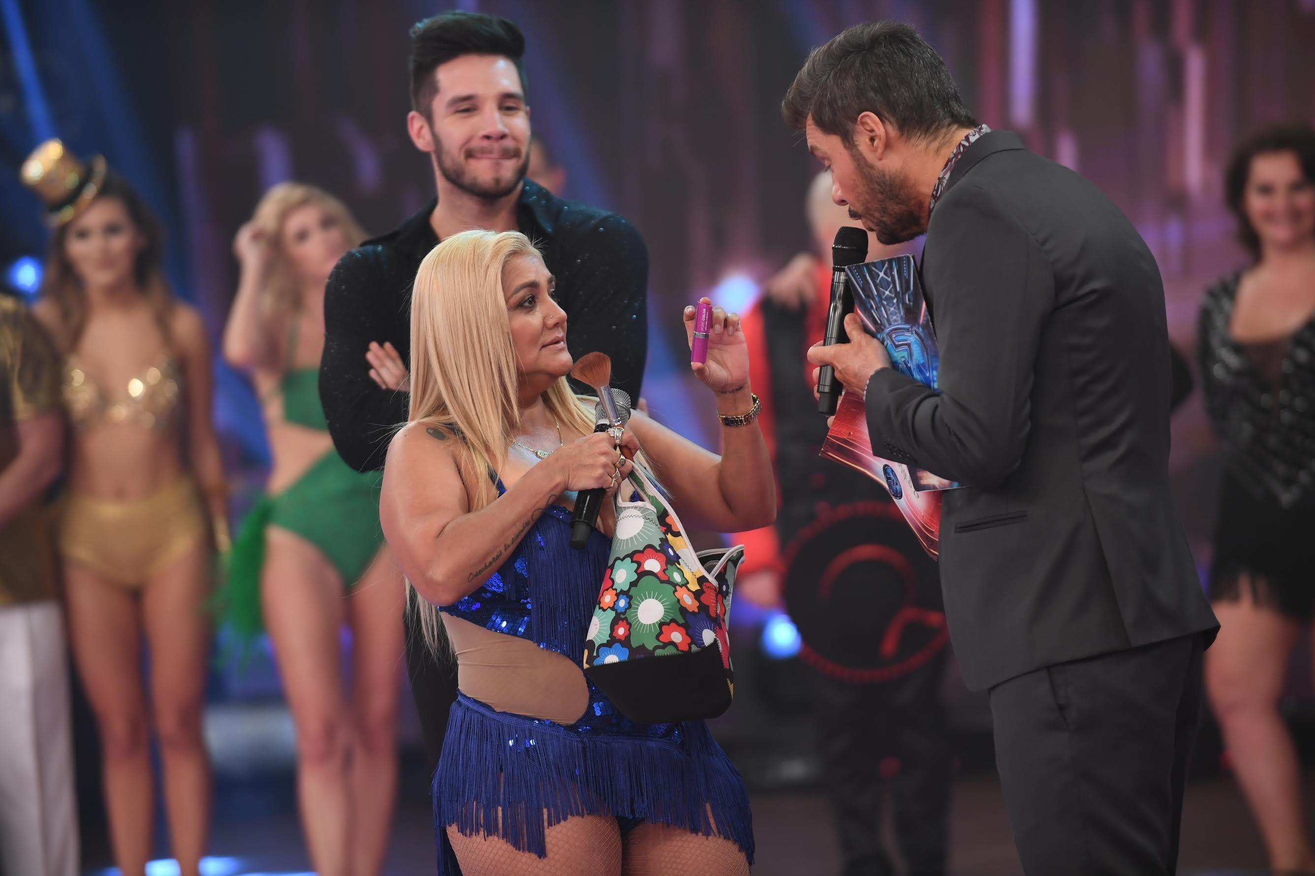 La Bomba Tucumana y Tinelli en el Bailando 2017