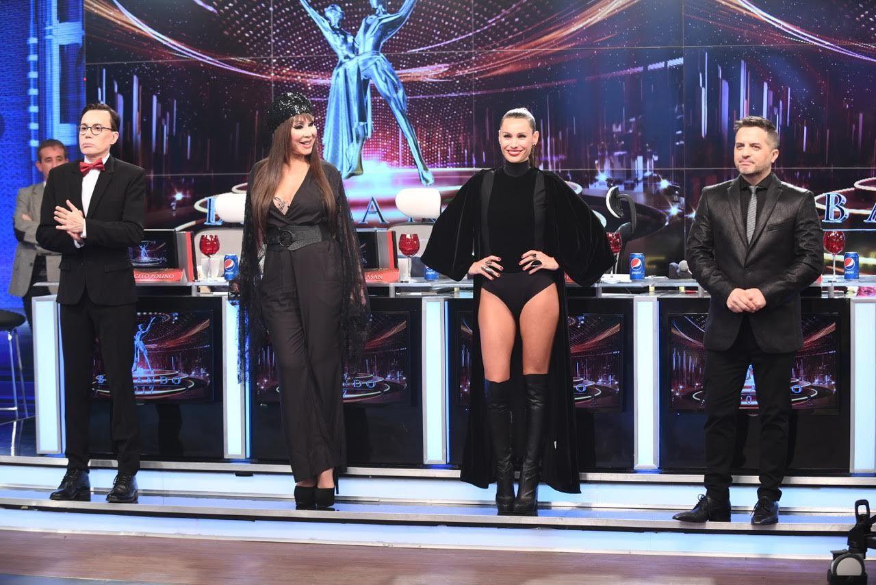 El jurado del Bailando 2017