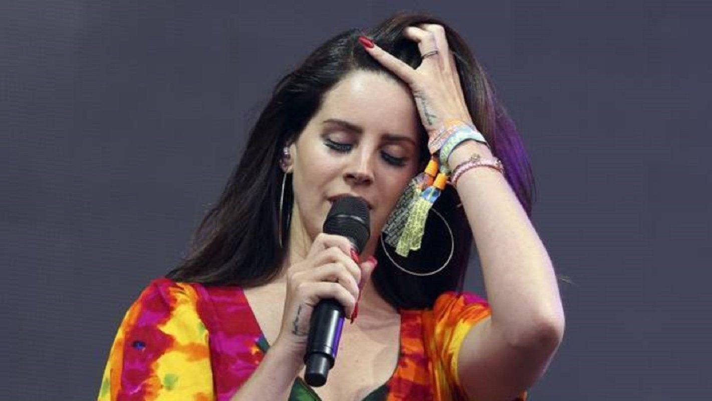 Intentaron secuestrar a Lana del Rey durante su concierto en Orlando