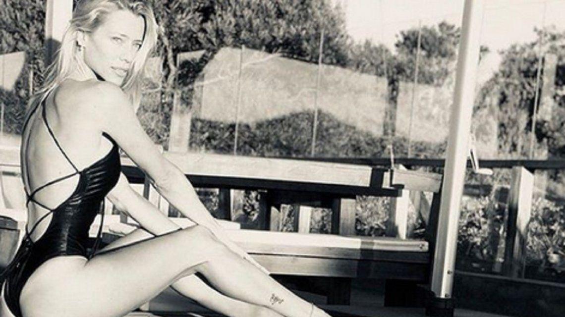 Tras las declaraciones de Moyano, Nicole Neumann publicó fotos ¡muy! sexies