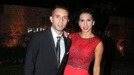 Matías Defederico y Cinthia Fernández, en su peor momento