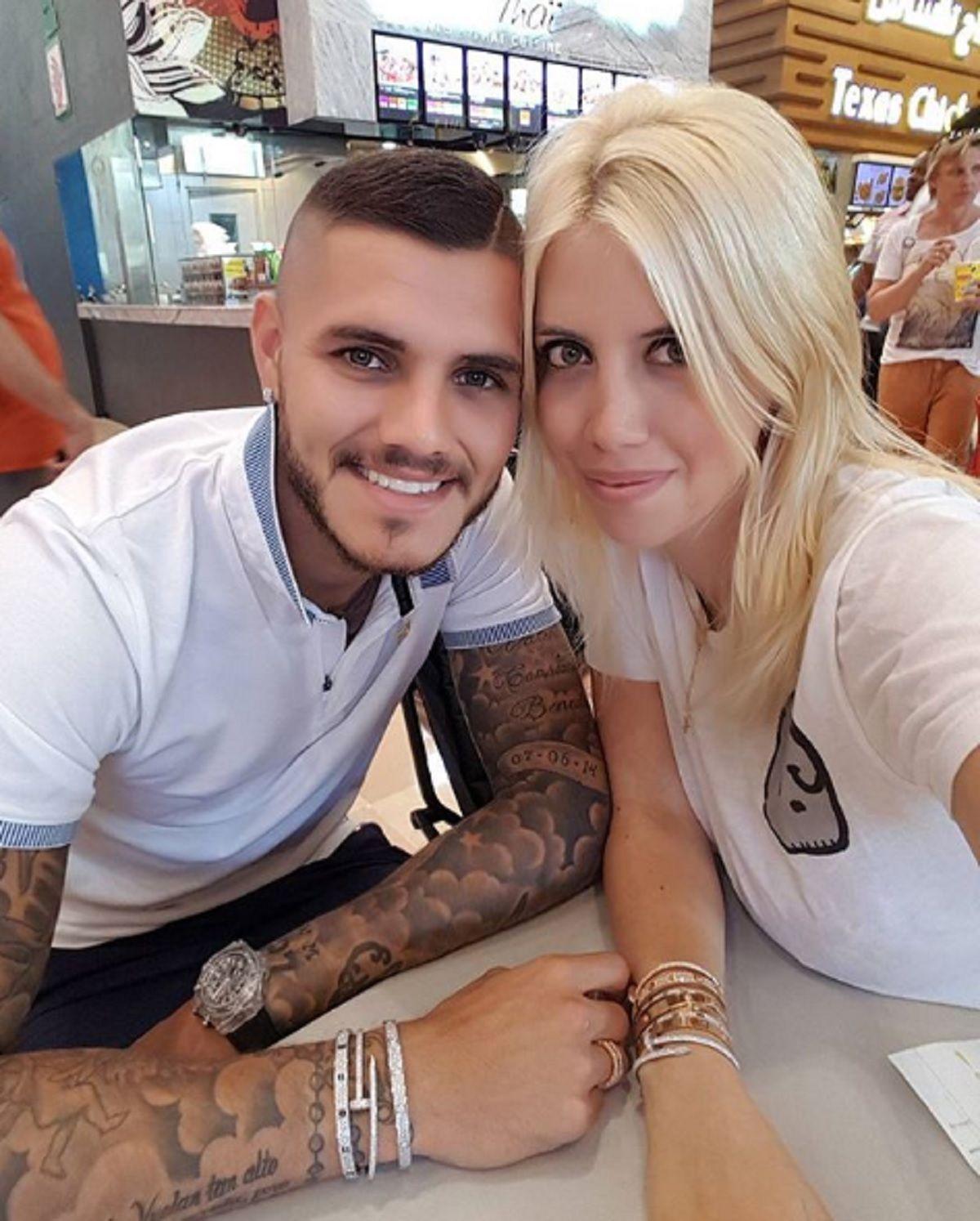 Una encuesta de Mauro Icardi en Instagram aviva las dudas sobre una crisis con Wanda Nara