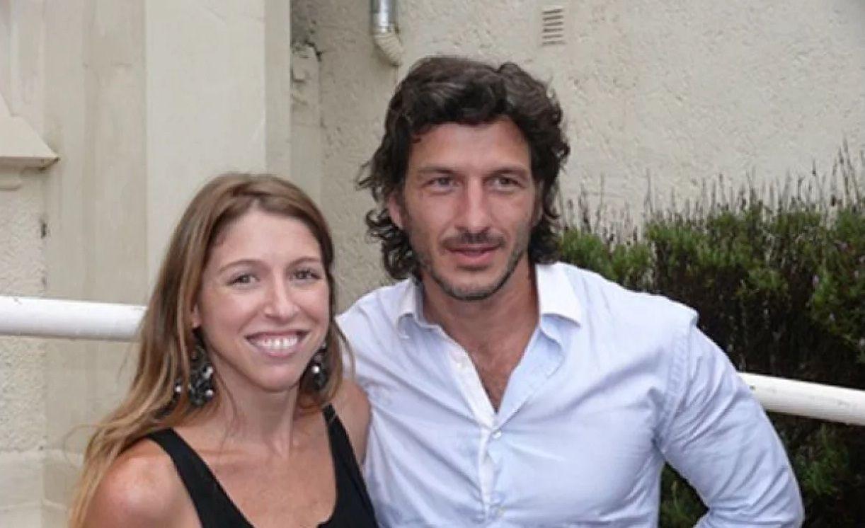 Se vuelven a casar Florencia Bertotti y Guido Kaczka