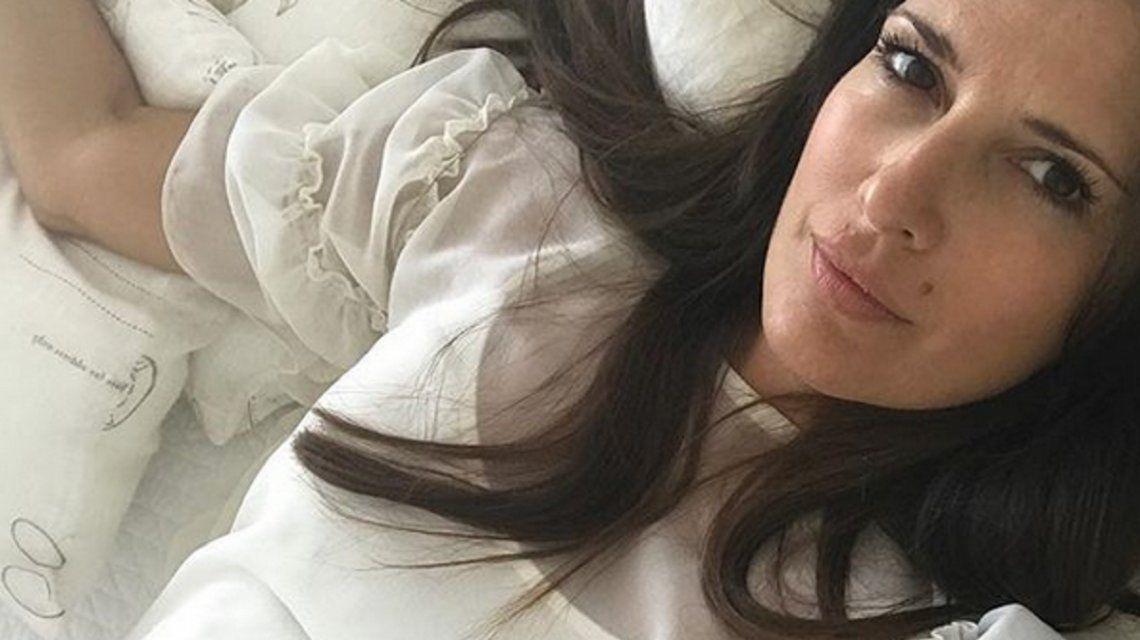 Isabel Macedo mostró su pancita de 25 semanas