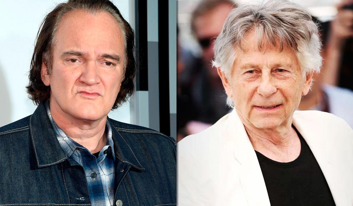 Quentin Tarantino defendió a Roman Polanski