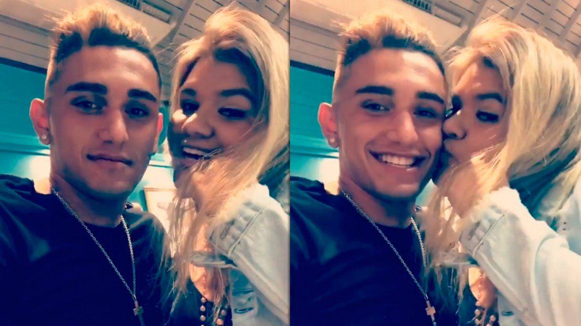 More Rial y su nuevo novio