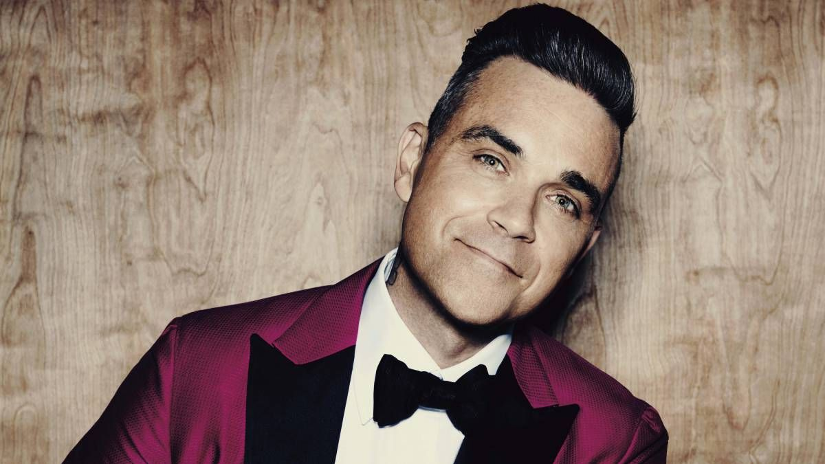 Robbie Williams no quiere cantar Angels
