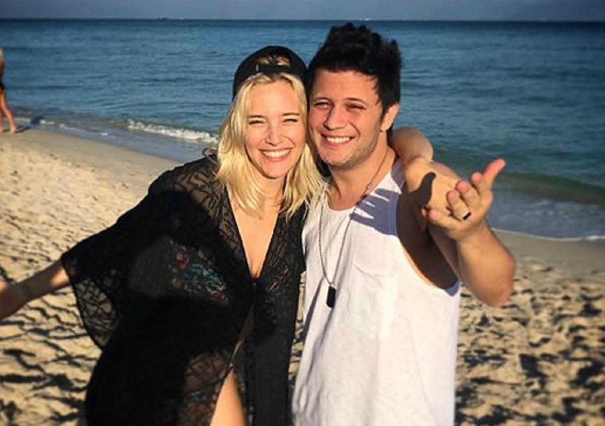La reacción de Darío Lopilato por el embarazo de Luisana