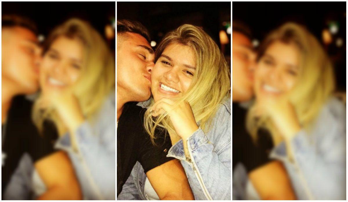 More Rial y su novio