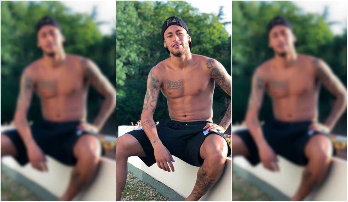 Neymar hot