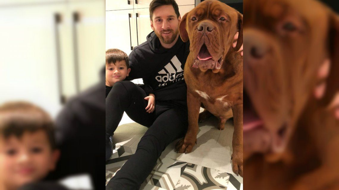 Messi y Hulk