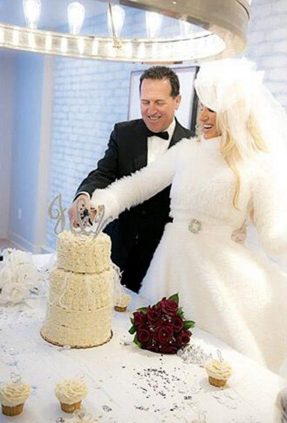 Vicky Xipolitakis se casó en Nueva York<br>