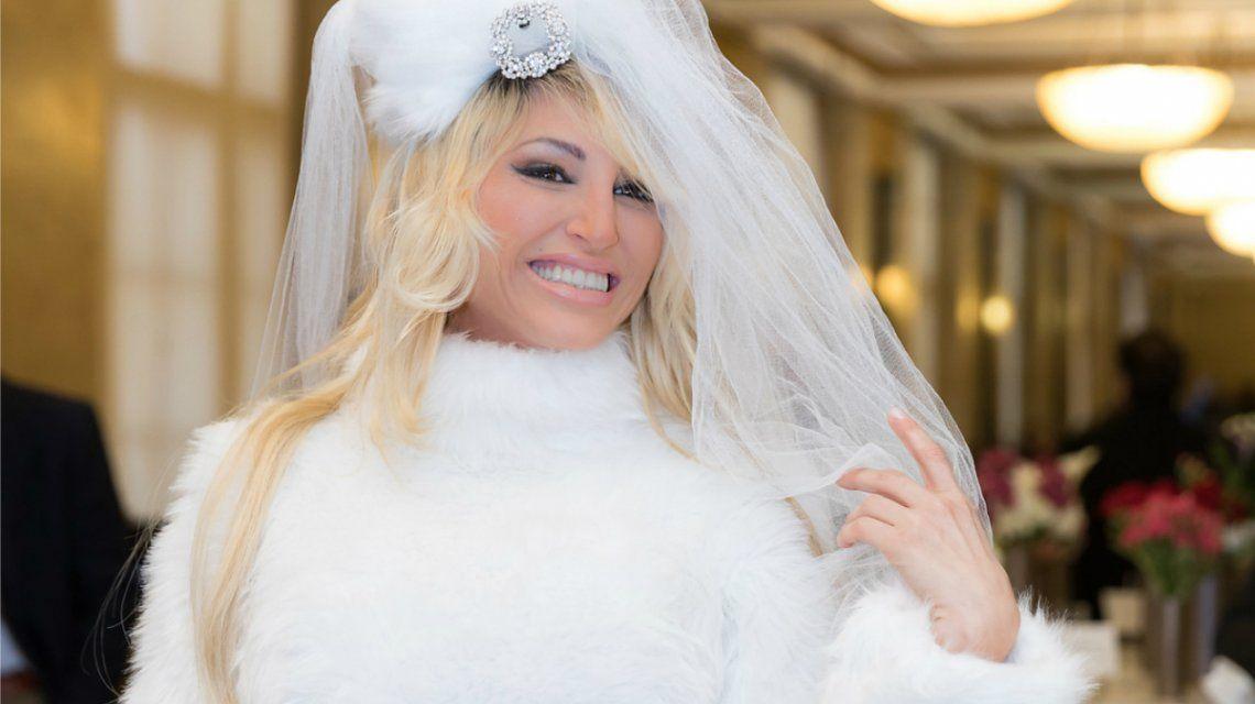 vestido de novia xipolitakis